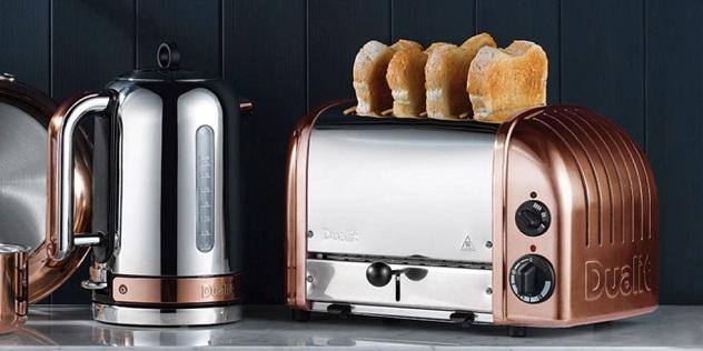 Tipos de tostadoras | Wiki Decoración