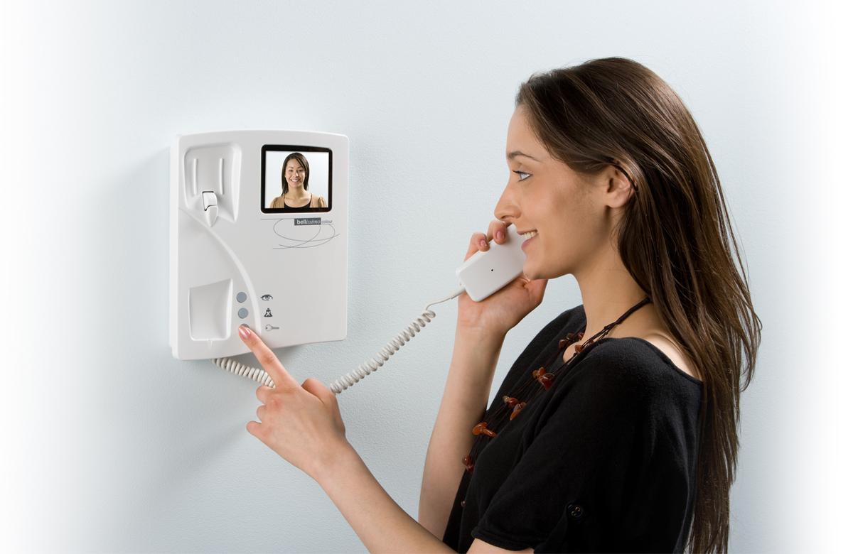 Tipos de telefonillos y videoporteros